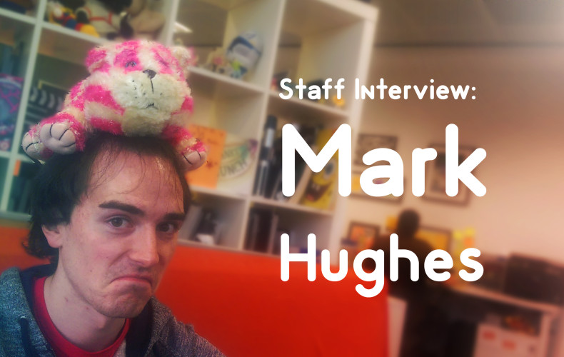 Staff Interview – Mark Hughes