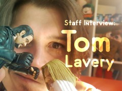 Staff Interview – Tom Lavery